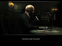 Hitman: Contracts Mission 12 Hunter and Hunted