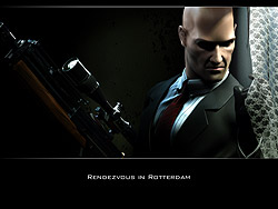 Hitman: Contracts Mission 5 Rendezvous in Rotterdam